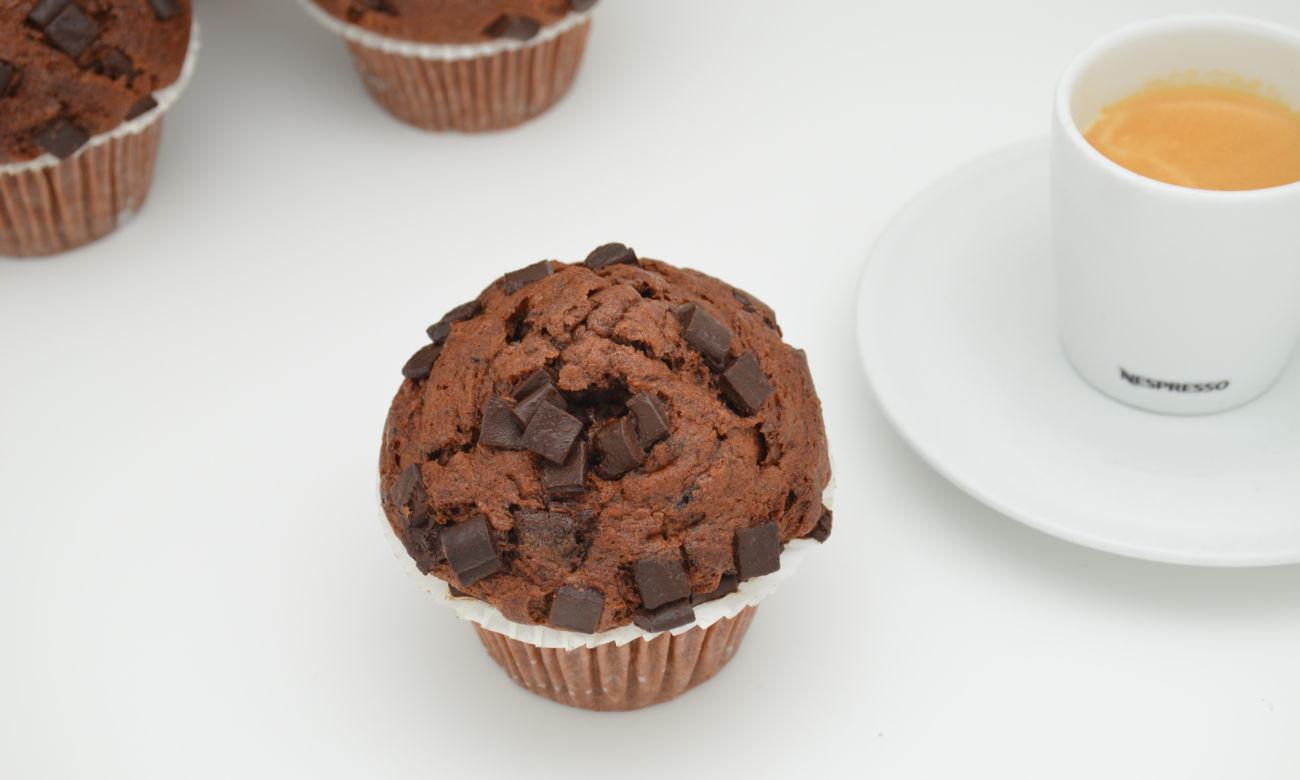 muffin choc