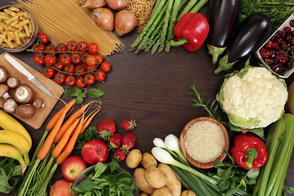 fruits et légumes de saison pauze